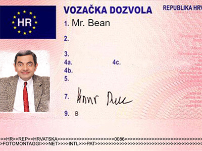 Fake Driver License Generator | Create, customize and print