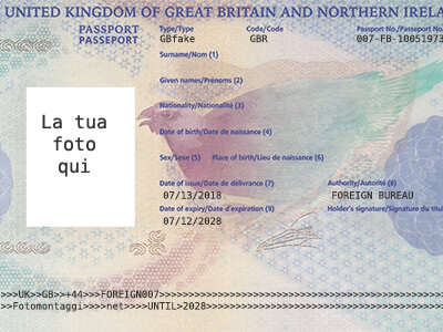 Passport Generator Create Customize And Print Fake Passports
