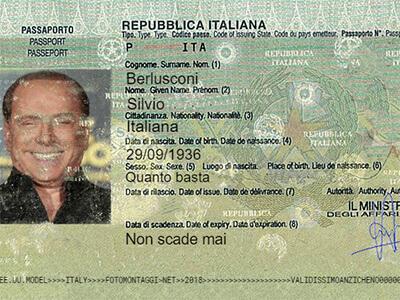 Passport Generator | Create, customize and print fake passports