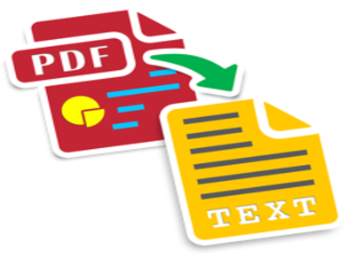 extract text from images and pdf