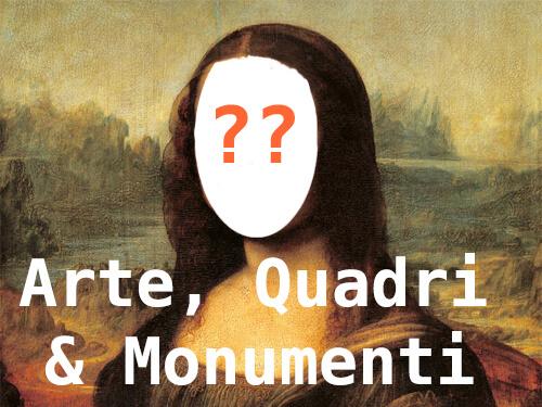 Paintings, Art & Monuments